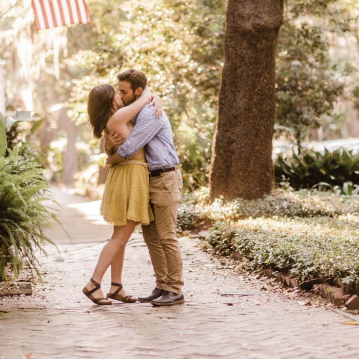 Engagement Proposal Ideas in Savannah, GA