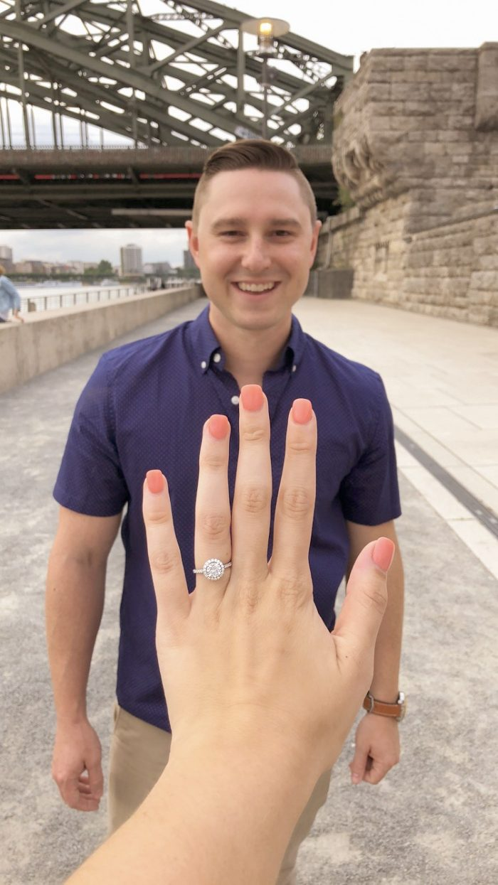 Wedding Proposal Ideas in Cologne, Germany