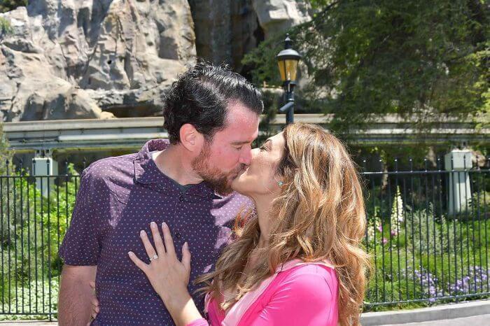 Engagement Proposal Ideas in Disneyland!