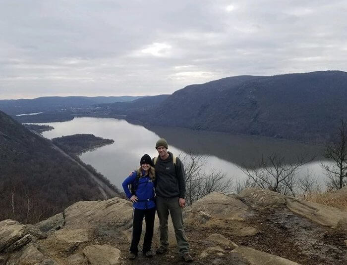 Lisa's Proposal in Cascade Mountain- Adirondacks NY- Keene Valley