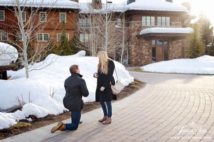 Where to Propose in Sun Valley, Idaho