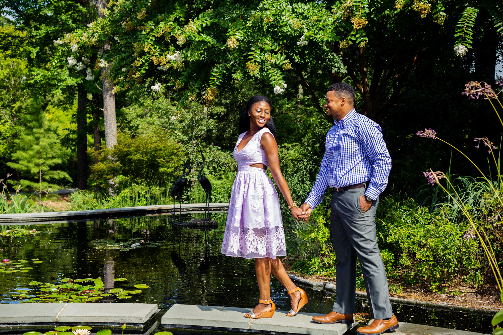 outdoor engagement photo tips and tricks