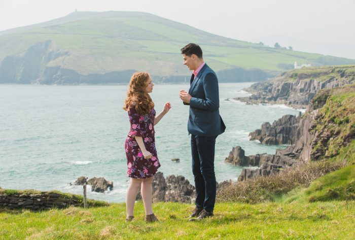 Where to Propose in Dingle, Ireland