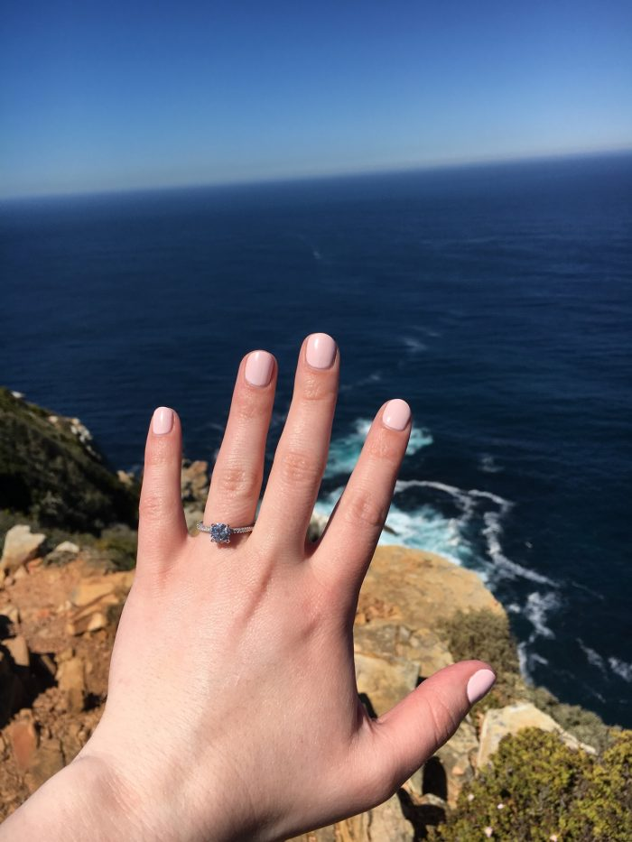Proposal Ideas Cape of Good Hope, South Africa