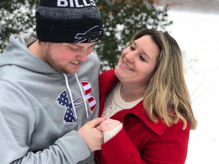 Marriage Proposal Ideas in Niagara Falls, NY