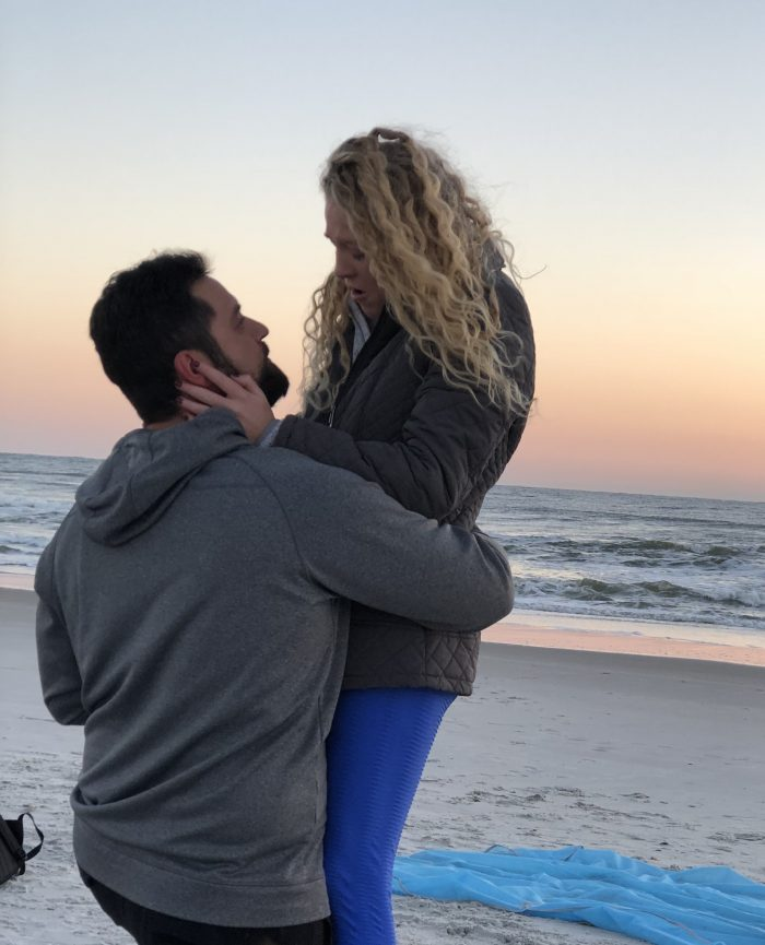 Engagement Proposal Ideas in Neptune Beach