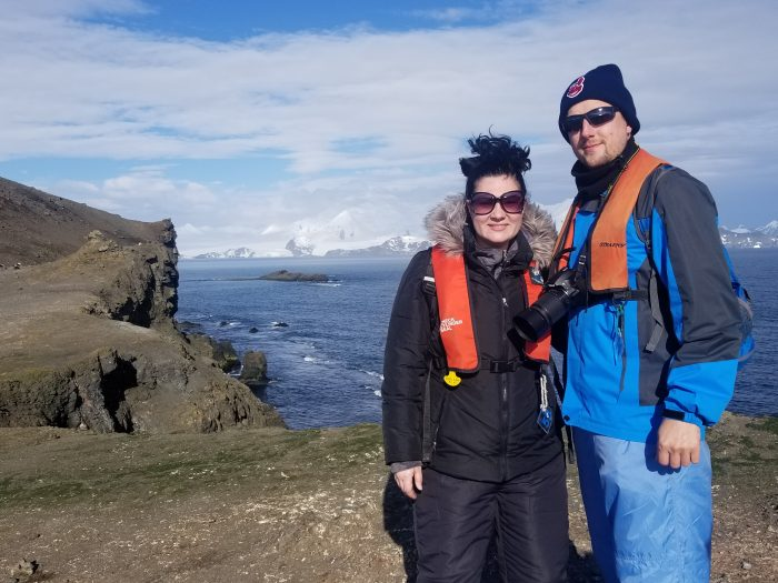 Engagement Proposal Ideas in Antarctica