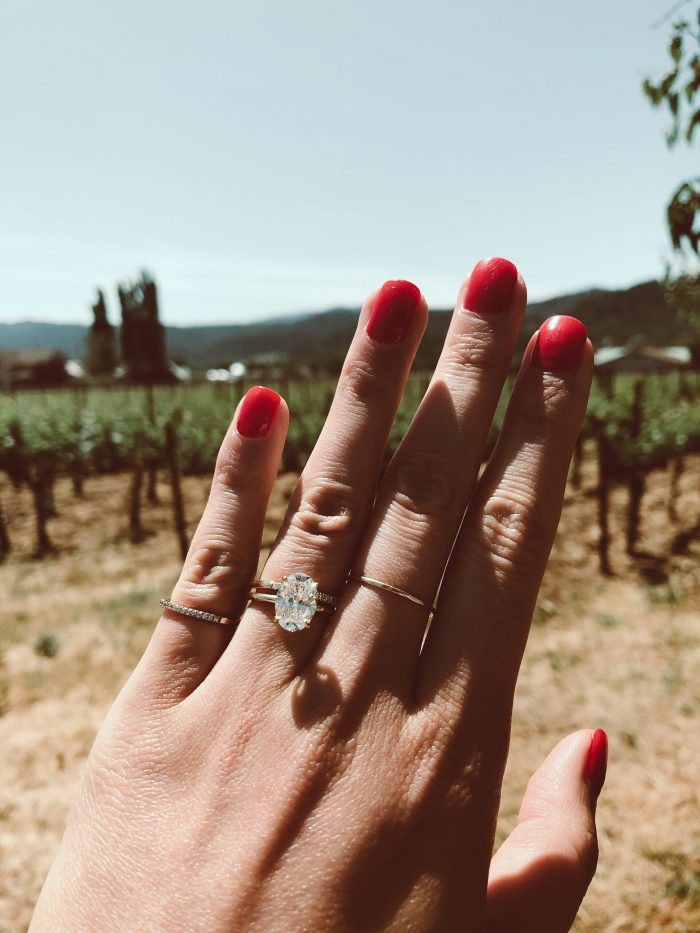 Proposal Ideas Our favorite winery in Sonoma, CA