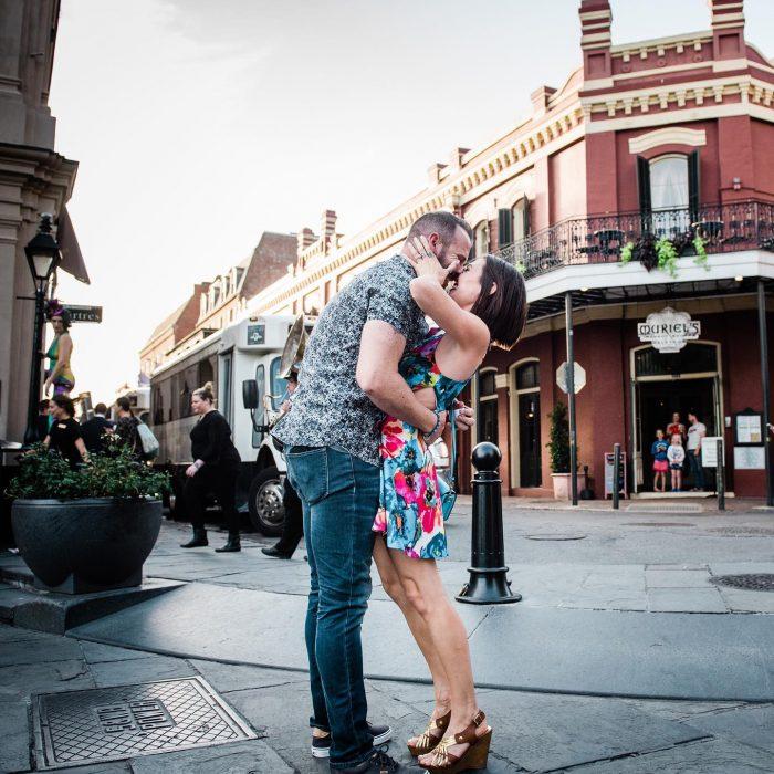 Wedding Proposal Ideas in New Orleans, LA