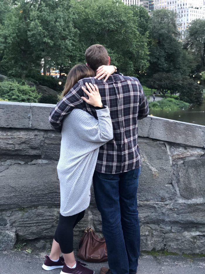 Engagement Proposal Ideas in Central Park - New York, NY