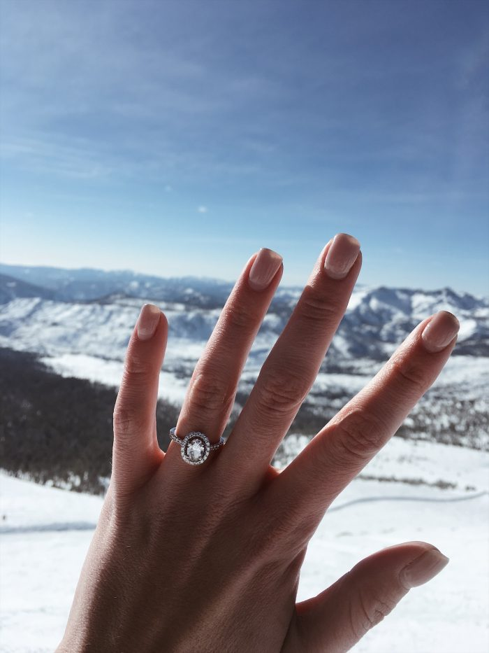 Where to Propose in Mammoth Mountain, CA