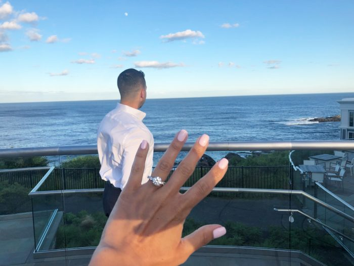 Marriage Proposal Ideas in Oguinquit, Maine