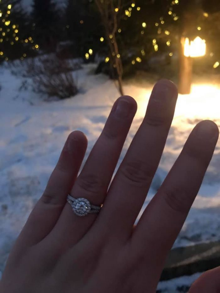 Wedding Proposal Ideas in The Whiteface Lodge