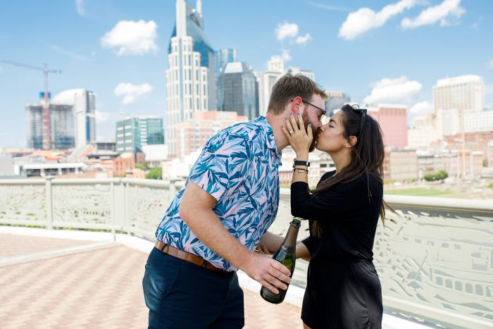 Wedding Proposal Ideas in Nashville, TN