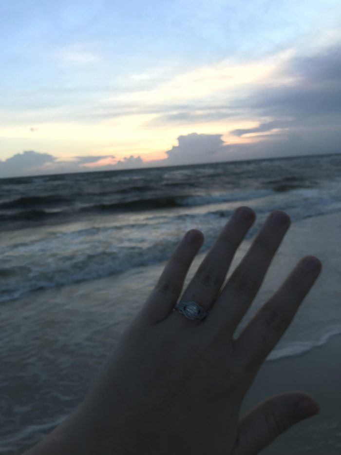 Where to Propose in Mexico Beach, Florida