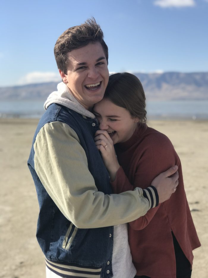Ashlyn's Proposal in Utah