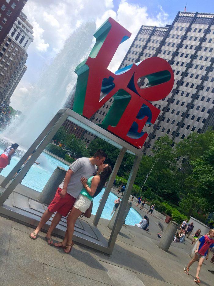 Engagement Proposal Ideas in Philadelphia, Pennsylvania