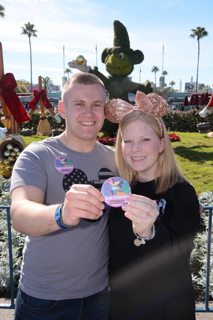 Proposal Ideas Walt Disney World-Orlando FL