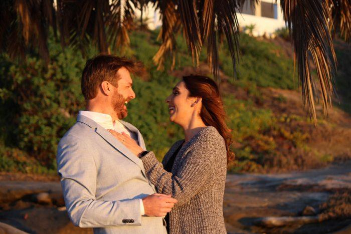 Engagement Proposal Ideas in windansea In La Jolla