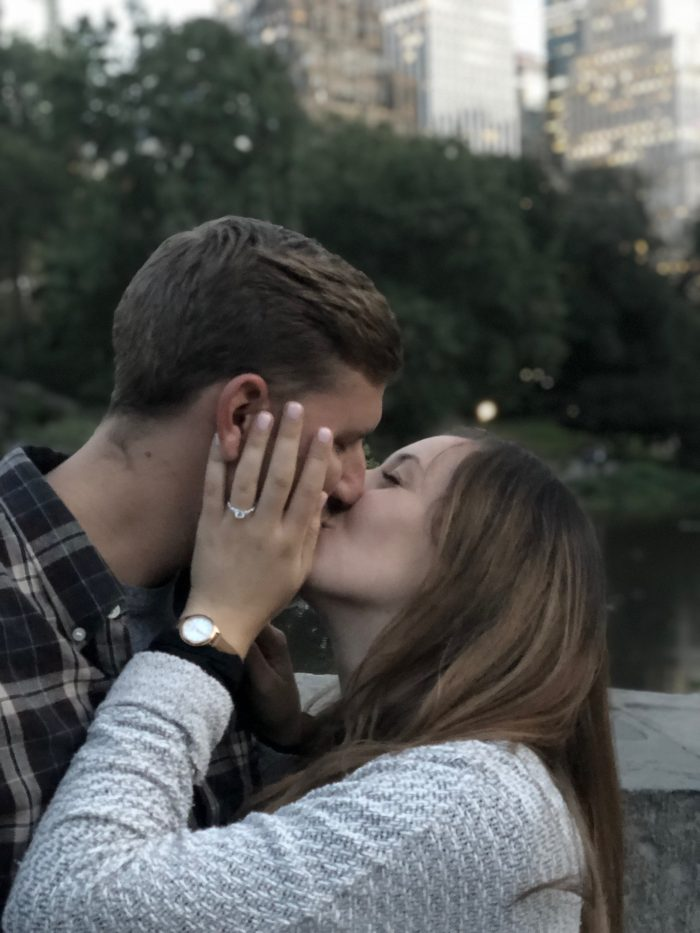 Marriage Proposal Ideas in Central Park - New York, NY