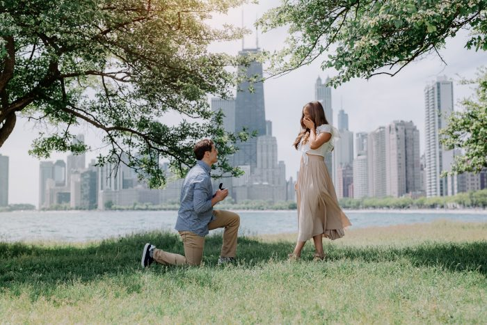 Proposal Ideas Chicago, IL