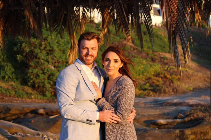 Wedding Proposal Ideas in windansea In La Jolla