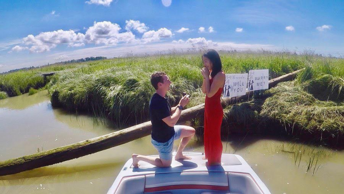 Engagement Proposal Ideas in Ladner, British Columbia