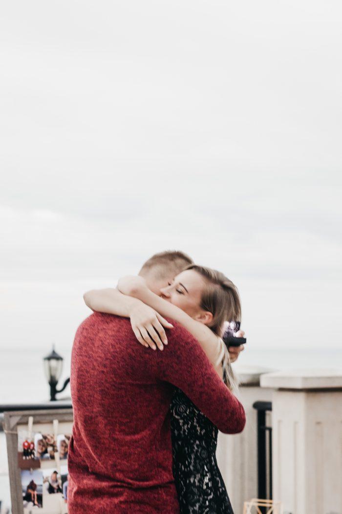 Alex's Proposal in Victoria, Canada