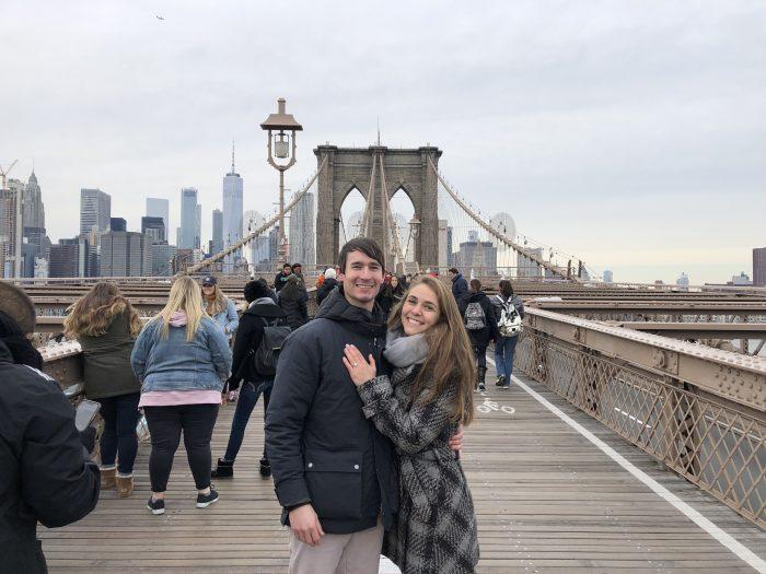 Where to Propose in Brooklyn Bridge