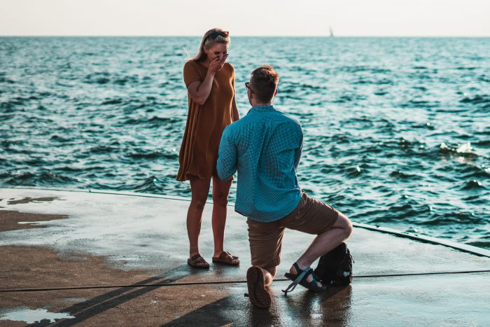 Engagement Proposal Ideas in Holland State Park