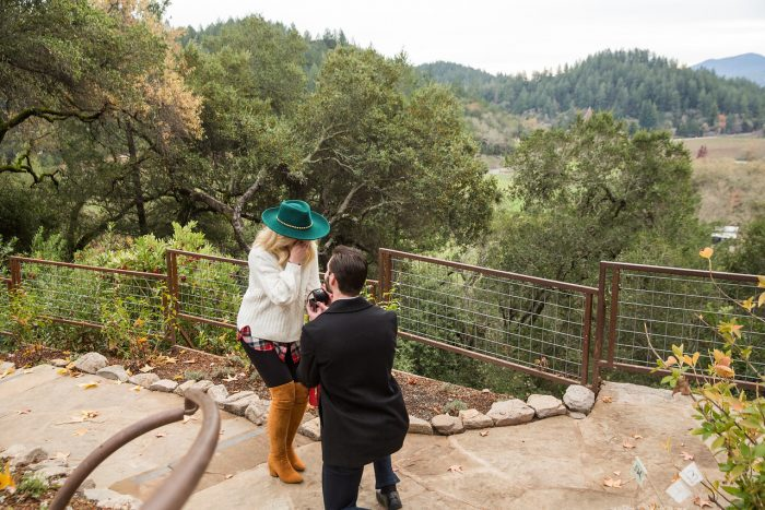 Where to Propose in Napa Valley, CA