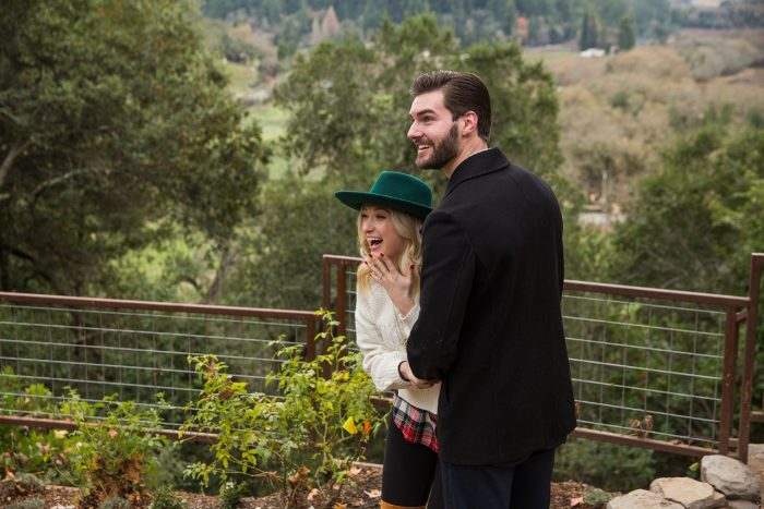 Stephanie's Proposal in Napa Valley, CA
