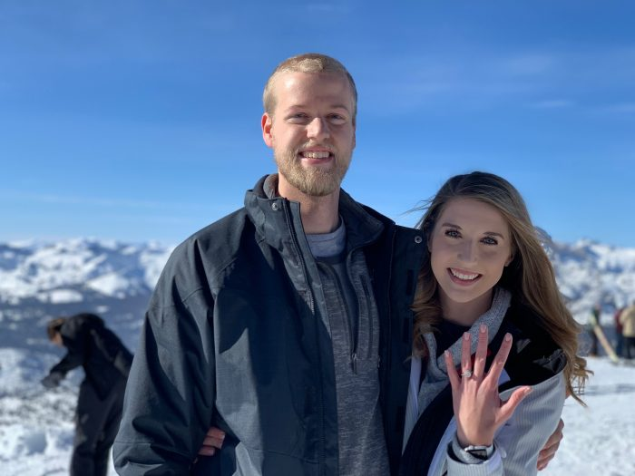Engagement Proposal Ideas in Mammoth Mountain, CA