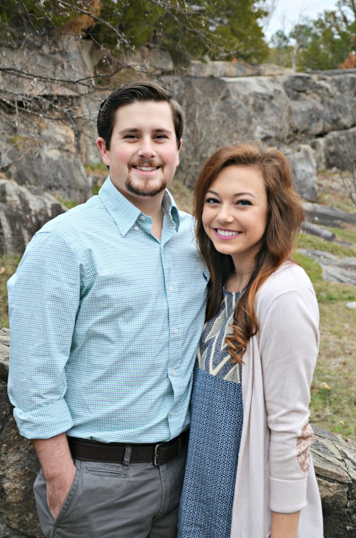 Madison's Proposal in Emory Winship Cancer Institute