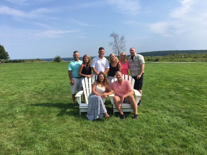 Wedding Proposal Ideas in Mackinac Island, MI