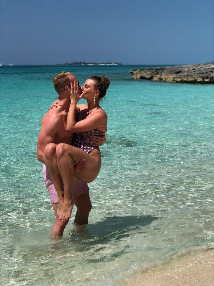 Kimberly-Jane and Andrew's Engagement in Bahamas Nassau- Sandy Toes, Rose Island