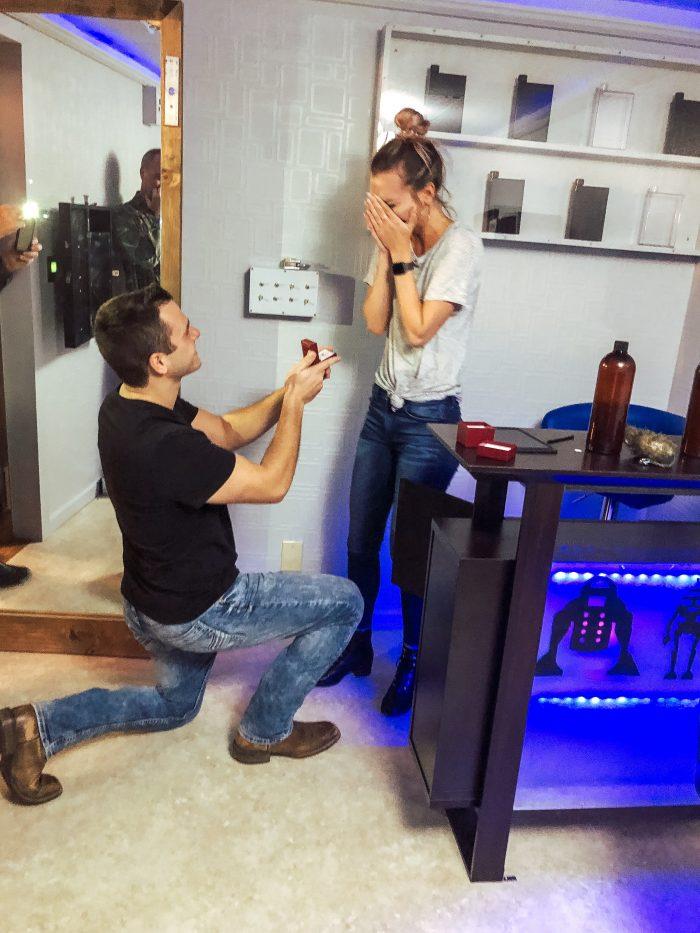 Proposal Ideas Escape Room