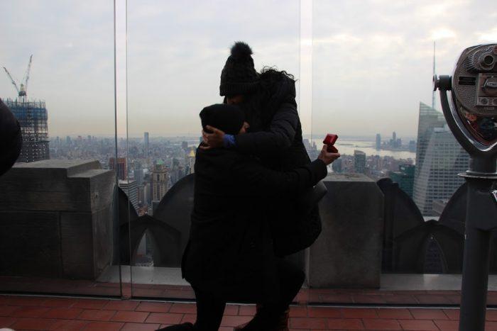 Wedding Proposal Ideas in New York