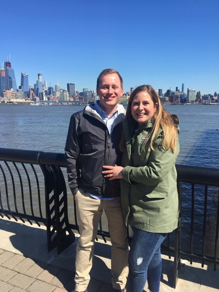 Where to Propose in Hoboken, NJ