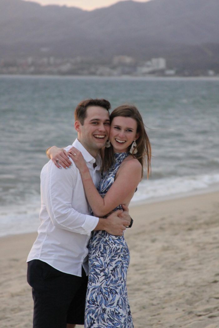 Kate and Vince's Engagement in Puerto Vallarta, Mexico