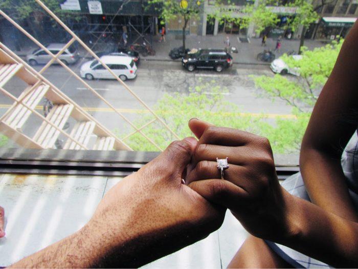 Wedding Proposal Ideas in New York City, NY