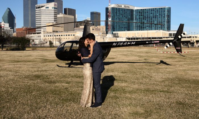 Wedding Proposal Ideas in Reunion Tower, Dallas TX