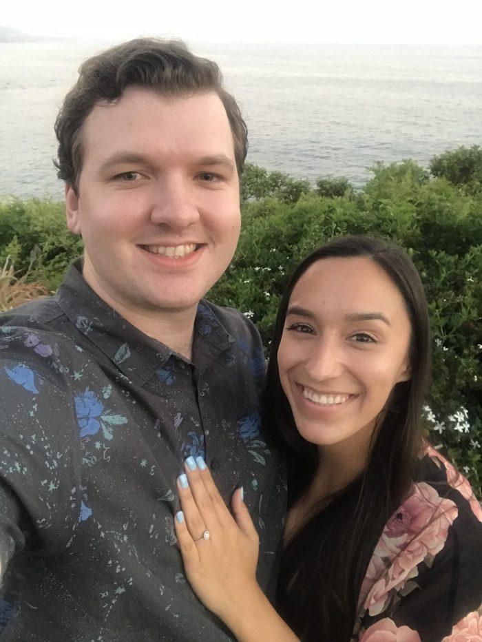 Nicole's Proposal in Laguna Beach, CA
