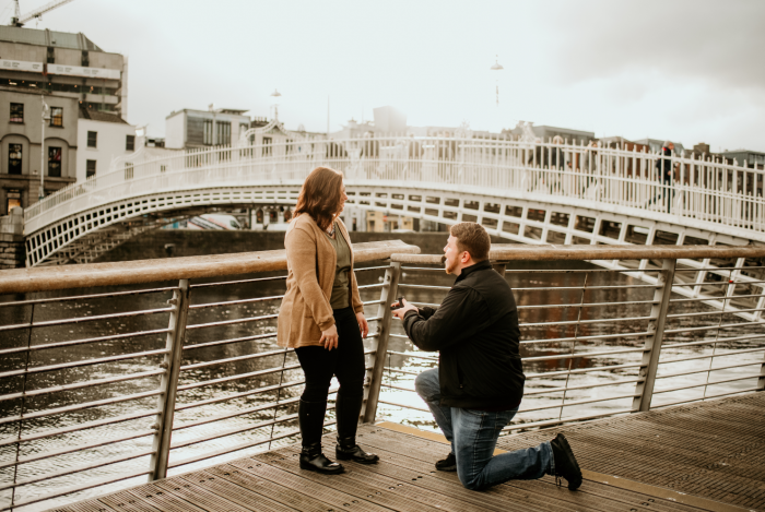 Wedding Proposal Ideas in Dublin, Ireland