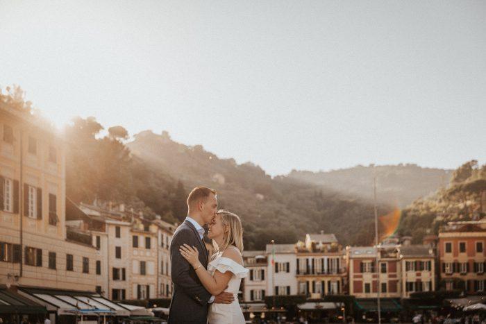 Marriage Proposal Ideas in Portofino, Italy