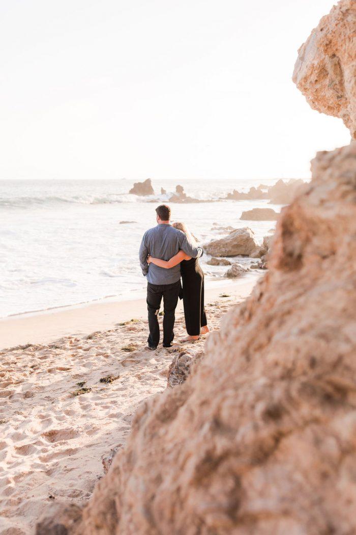 Marriage Proposal Ideas in Little Corona Beach