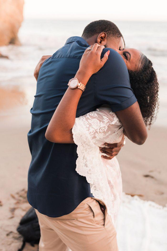 Kelsie's Proposal in El Matador Beach, Malibu, CA