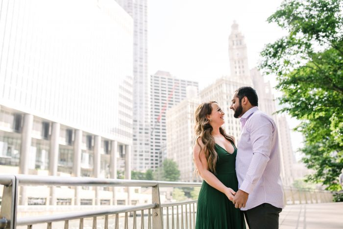 Wedding Proposal Ideas in Chicago, Illinois