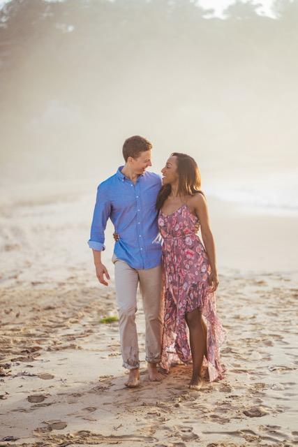 Vanessa's Proposal in Sydney, Australia (Curl Curl Beach)