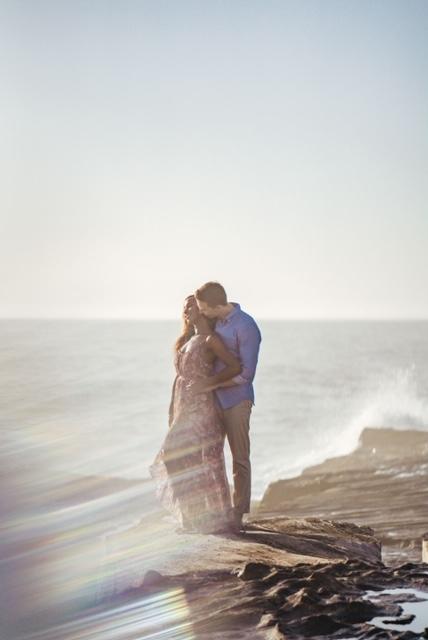 Marriage Proposal Ideas in Sydney, Australia (Curl Curl Beach)
